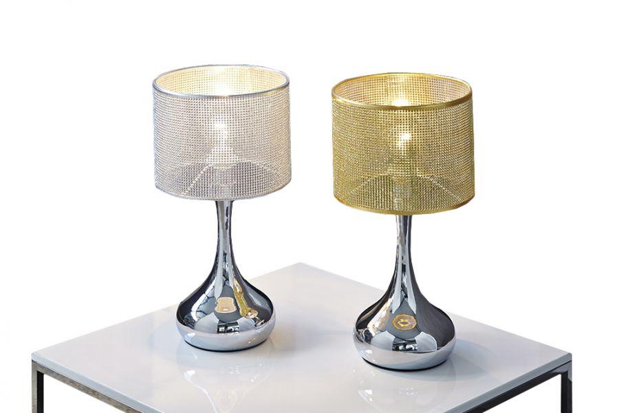 Lampa Glamour Drop Gold Stołowa Planetadesignpl